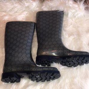 COPY - Gucci Rain Boots